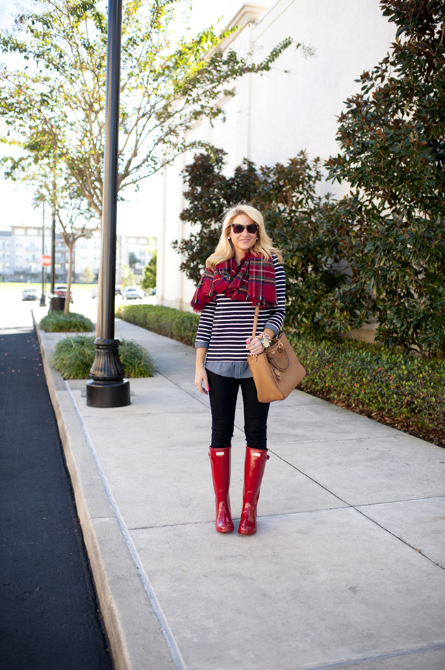 Outfit Red Hunters Red Plaid Shop Dandy A Florida