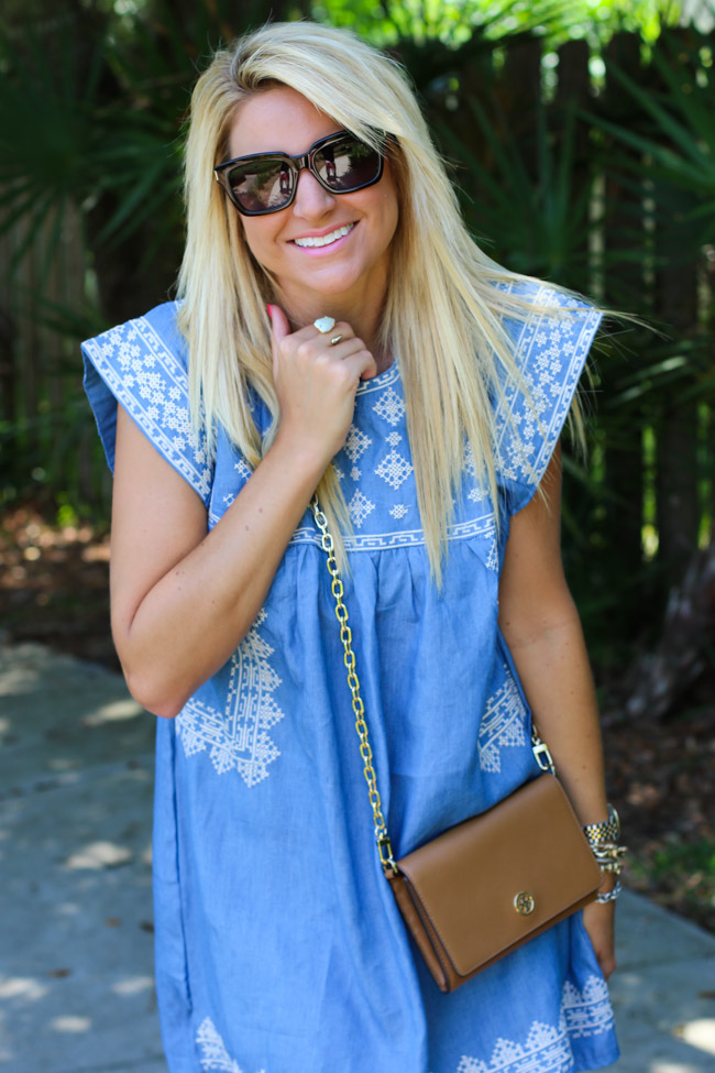 Outfit Summer Chambray Shop Dandy A Florida Based
