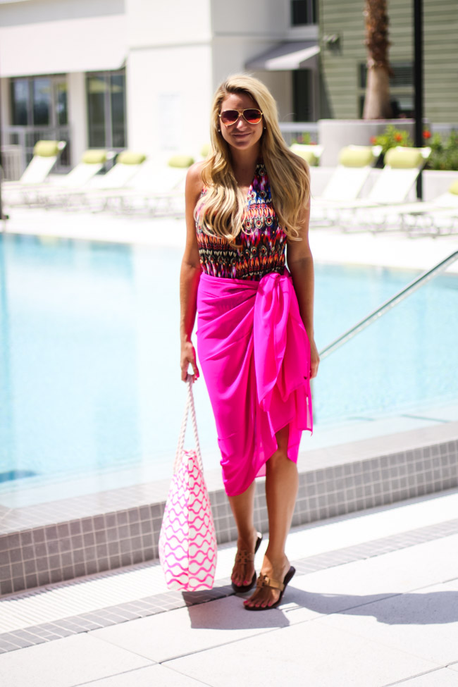 Outfit | Summer Swim - SHOP DANDY | A florida based style and beauty blog by Danielle