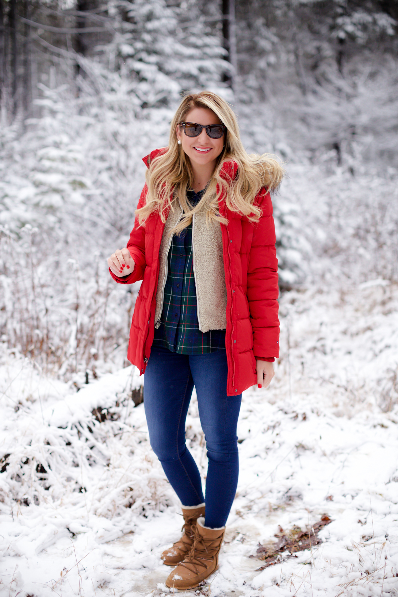 Outfit The Perfect Snow Coat Shop Dandy A Florida