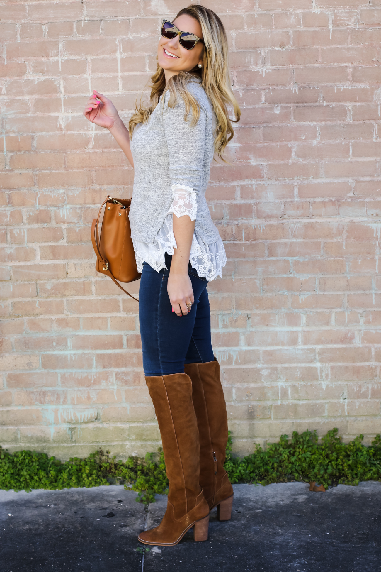 Outfit Lace Boots Shop Dandy A Florida Based Style And Beauty Blog By Danielle
