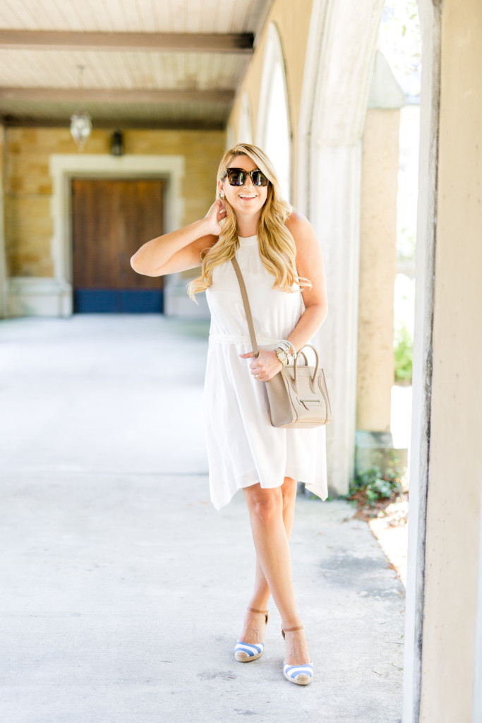 Outfit Perfect Stripe Wedges Shop Dandy A Florida