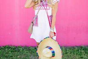 cinco de mayo mexico vacation fiesta dress