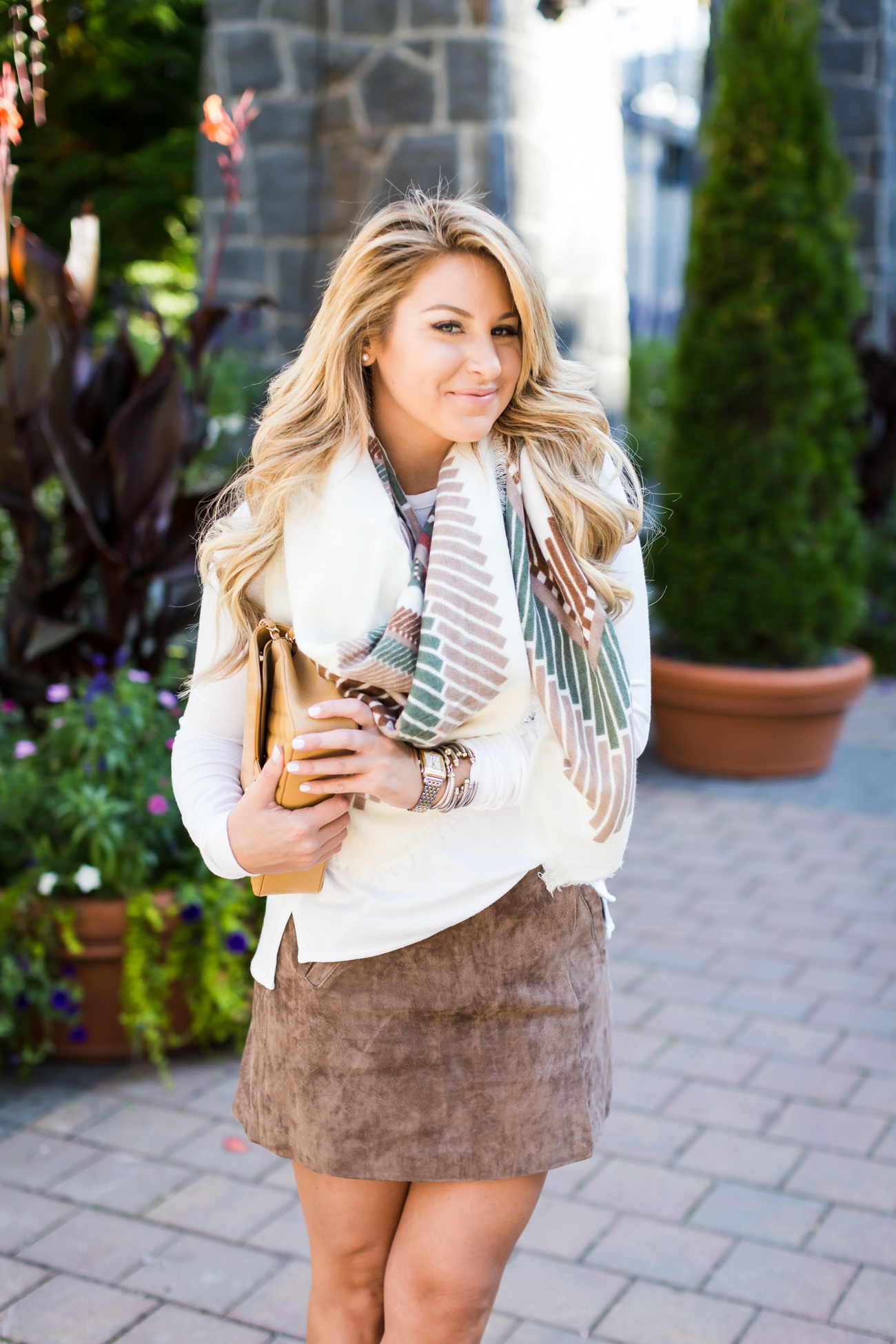 6e8b0079f suede-skirt-with-blanket-scarf-and-booties-fall-outfit-for-nordstrom ...