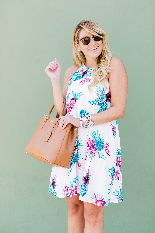 Outfit | Summer Dresses & Bags - SHOP DANDY | A florida ...
