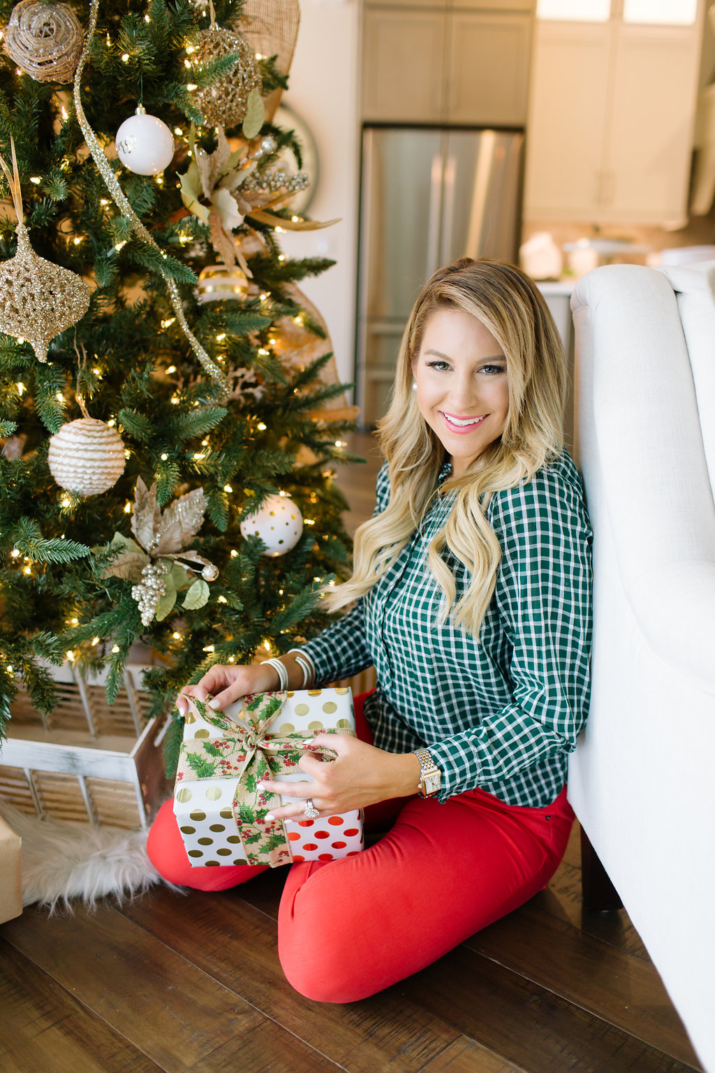 Outfit | Christmas at Home - SHOP DANDY | A florida based ...